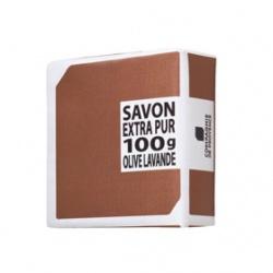 COMPAGNIE DE PROVENCE 愛在普羅旺斯 馬賽皂系列-橄欖薰衣草柔膚皂
