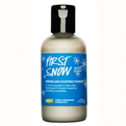 LUSH 香體粉-初雪香體粉 First Snow