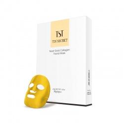 TST 庭秘密 保養面膜-活酵母黃金膠原面膜