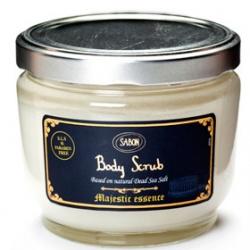 身體去角質產品-耶誕皇家系列身體磨砂膏