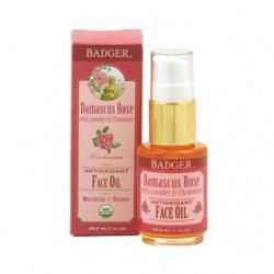 Badger 蓓喆 Balms系列-大馬士革玫瑰美顏油