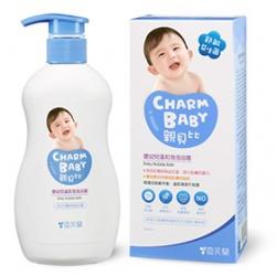 嬰幼兒溫和泡泡浴露 CHARM BABY Baby Bubble Bath