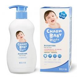 嬰幼兒溫和洗髮精 CHARM BABY Baby Hair Wash