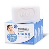 嬰幼兒潔膚香皂(三入組) CHARM BABY Baby Soap