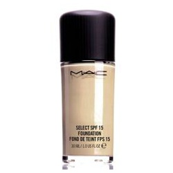 M.A.C 粉底液-精采持色粉底液SPF15 Select SPF15 Foundation