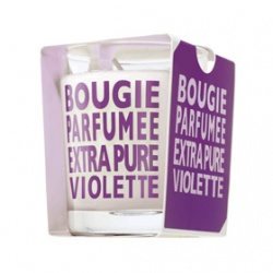COMPAGNIE DE PROVENCE 愛在普羅旺斯 居家香氛系列-紫羅蘭香水蠟燭