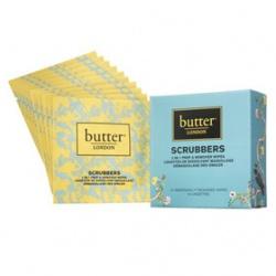 butter LONDON 指甲油卅美甲修護系列-小棉刷 Scrubbers