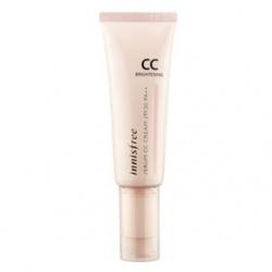 innisfree CC產品-精華素亮白CC霜SPF30/PA++ CC CREAM(BRIGHTNING)