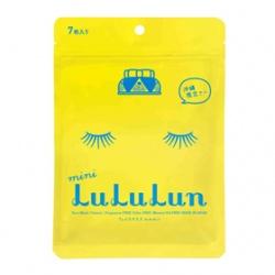 LuLuLun 保養面膜-沖繩限定版面膜