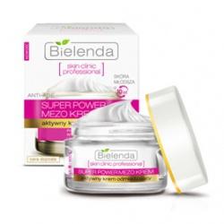 逆時光活膚新生抗皺凝霜   Actively Rejuvenating ANTI-AGE Day/Night Cream SKIN CLINIC PROFESSIONAL