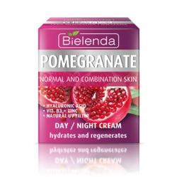 Bielenda 碧爾蘭達 乳霜-紅石榴精華嫩白臉部滋養霜(日/夜)  POMEGRANATE Cream Day/ Night