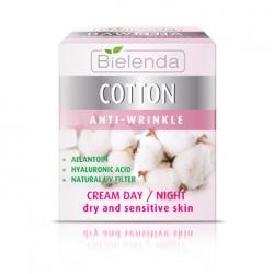 Bielenda 碧爾蘭達 乳霜-棉花乳精華舒柔臉部滋養霜(日/夜) COTTON Day/ Night face cream
