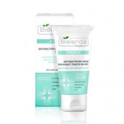 專護控油煥膚夜霜(杏仁酸&乳糖酸) PHARM ACNE Antibacterial night cream ANTI ACNE
