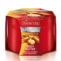 Bielenda 碧爾蘭達 身體清潔卅保養-摩洛哥堅果精華高保濕身體乳 ARGAN OIL Body butter