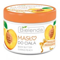 Bielenda 碧爾蘭達 身體保養-蜜桃核仁彈力緊實身體乳 CARING PEACH Body Butter