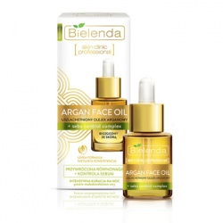 夜間奇肌修護油褪黑淨白(摩洛哥&米胚芽精華)  Actively Correcting ARGAN FACE OIL enriched argan oil with sebu control complex