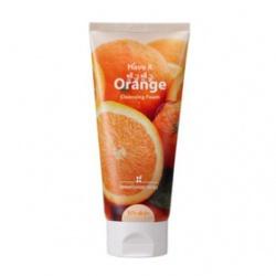 柳橙亮白亮膚洗面乳 Mango White Peeling Gel