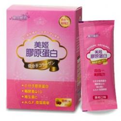 FEBICO 遠東生技 營養補給食品-美姬膠原蛋白粉