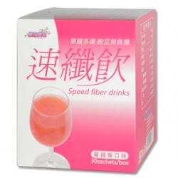 FEBICO 遠東生技 保健食品-速纖飲(蔓越莓口味)