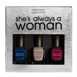 D eborah lippm ann 指甲油-天生女人組               SHE'S ALWAYS A WOMAN