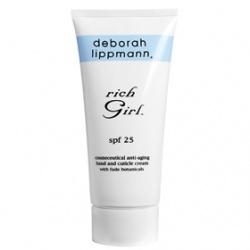 D eborah lippm ann Hand&Foot Care Serious 手足保養系列-奢華千金護手霜             rich girl hand cream