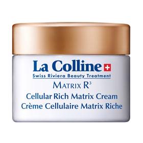 La Colline 緊肌緩皺 Matrix R 3 系列-緊膚緩皺潤澤霜 Cellular Rich Matrix Cream
