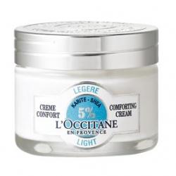 L'OCCITANE 歐舒丹 乳油木臉部保養系列-乳油木保濕凝霜