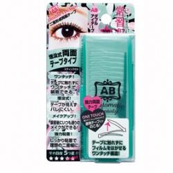 Automatic beauty  彩妝工具-AB隱形塑眼雙面貼(強力版) AB Double Eye Tape