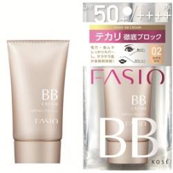 Fasio 菲希歐 BB產品-零瑕系高防曬BB霜(柔霧輕感) FASIO BB CREAM
