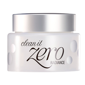 banila co. 臉部卸妝-Zero零感肌瞬卸凝霜(嫩白) Clean It Zero Makeup Remover Cream Radiance