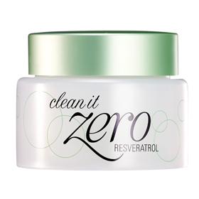 banila co. 臉部卸妝-Zero零感肌瞬卸凝霜(防護) Clean It Zero Makeup Remover Cream Resveratrol