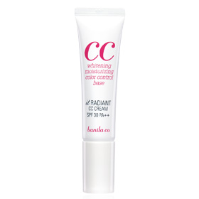 banila co. CC產品-光透CC霜SPF30/PA++ it radiant CC CREAM SPF30/PA++