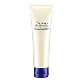 SHISEIDO 資生堂-專櫃 全效抗痕系列-全效抗痕亮采賦活潔膚乳 Treatment Cleansing Foam