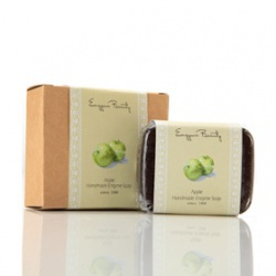 青蘋果酵素手工皂