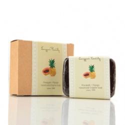 Enzyme Beauty 酵美人 洗顏-鳳梨木瓜酵素手工皂