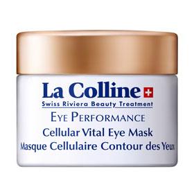 La Colline 眼唇細緻系列-緊緻特效眼膜 Cellular Vital Eye Mask