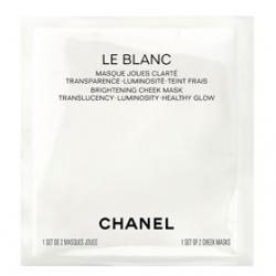 CHANEL 香奈兒 保養面膜-珍珠光感TXC超淨白頰膜