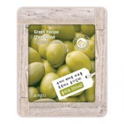 A`PIEU 面膜系列-植物精萃橄欖面膜