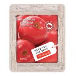 A`PIEU 面膜系列-植物精萃蘋果面膜