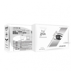 ZbyZIVA 面膜系列-去黑亮眼生纖 bright eye bio-cellulose mask