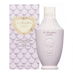 Les Merveilleuses LADUREE 沐浴清潔-花園香氛沐浴精露 ROSE LIQUID BODY SOAP