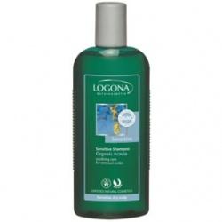 LOGONA 諾格那 植萃髮絲增色系列-金合歡蜂蜜洗髮精