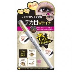MEISHOKU 明色 臉部彩妝-豹變戲劇性眼線眼影筆