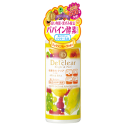 Detclear煥膚酵素洗顏粉