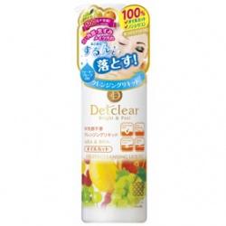 MEISHOKU 明色 洗卸系列-Detclear煥膚零油份卸妝露