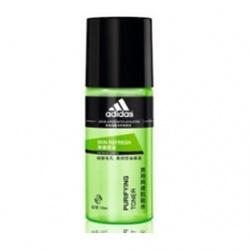 adidas 愛迪達 男性保養淨透控油系列-淨透控油爽敷肌能水