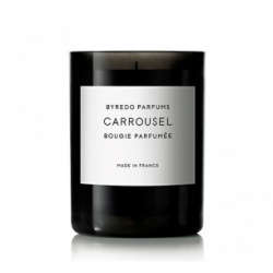 BYREDO 居家香氛-旋轉木馬香氛蠟燭 CARROUSEL