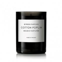 BYREDO 居家香氛-純柔絨棉香氛蠟燭 COTTON POPLIN