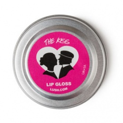 LUSH 護唇-潤色護唇膏 The Kiss Lip Gloss
