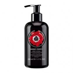 The Body Shop 美體小舖 罌粟花沐浴保養系列-罌粟花身體潤膚乳